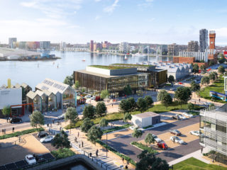 Wirral Waters to benefit from national tree planting fund